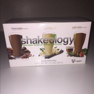Vegan Shakeology Barista Combo Pack